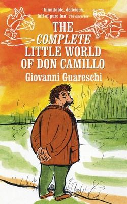 The Little World of Don Camillo - Guareschi, Giovanni