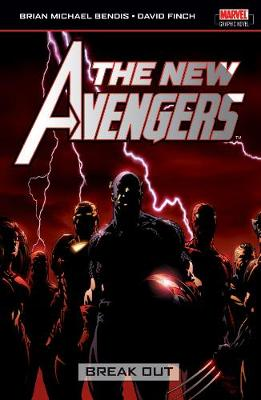 New Avengers: Breakout Vol. 1 - Bendis, Brian Michael