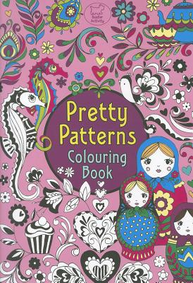 Pretty Patterns Colouring Book -