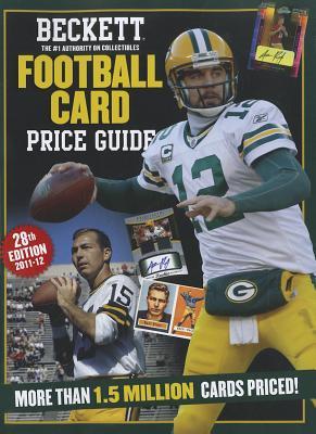 Beckett Football Card Price Guide - Hitt, Dan (Editor), and Beckett Football (Editor)