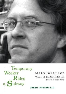 Temporary Worker Rides a Subway - Wallace, Mark