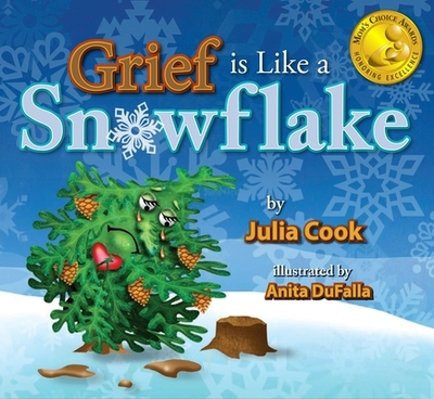 Grief Is Like a Snowflake - Cook, Julia