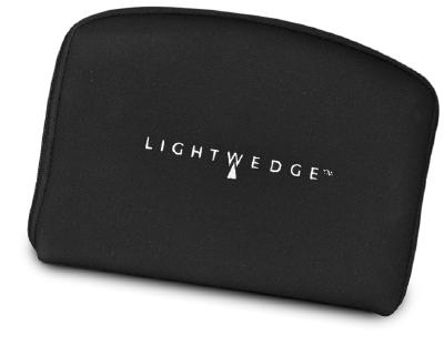 LightWedge Soft Case (Original Size) - LightWedge LLC (Creator)
