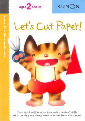 Let's Cut Paper! - Kumon Publishing (Creator)