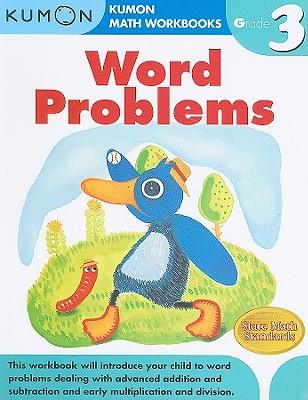 Word Problems, Grade 3 - Kumon Publishing (Creator)
