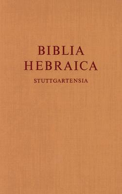 Biblia Hebraica Stuttgartensia-FL - Kittel, Rudolf (Editor)