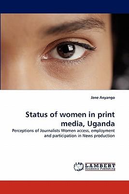 Status of Women in Print Media, Uganda - Anyango, Jane