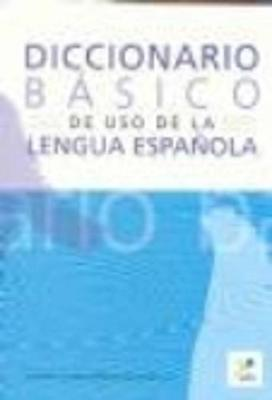 Diccionario Basico De La Lengua Espanola: Paperback -