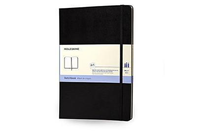 Moleskin Folio Sketchbook: Legendary Notebooks - Moleskine (Creator)