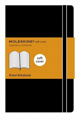 Moleskine Ruled Notebook Soft Cover Pocket - Moleskine (Creator)