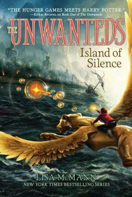 Island of Silence - McMann, Lisa