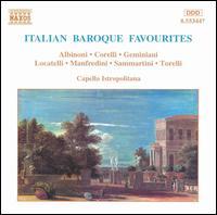 Italian Baroque Favourites - Capella Istropolitana