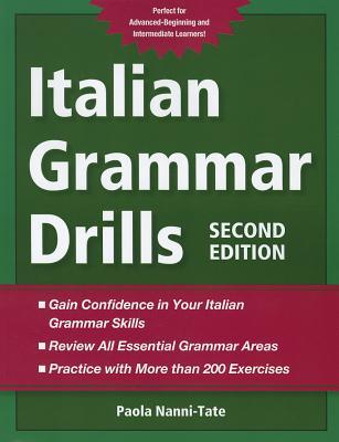 Italian Grammar Drills - Nanni-Tate, Paola