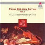 Italian Recorder Sonatas: Frans Brüggen, Vol. 2 - Anner Bylsma (cello); Frans Brüggen (recorder); Gustav Leonhardt (harpsichord)