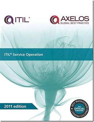 ITIL Service Operation - The Stationery Office (Editor)