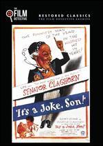 It's a Joke, Son! - Benjamin Stoloff
