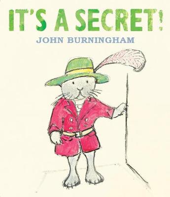 It's A Secret! -