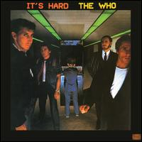 It's Hard [LP] - The Who