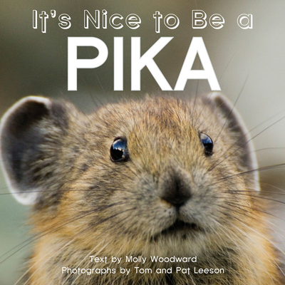 It's Nice to Be a Pika - Woodward, Molly, and Leeson, Tom And Pat (Photographer)
