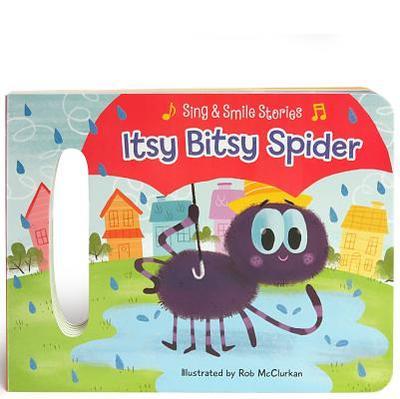 Itsy Bitsy Spider - Wing, Scarlett