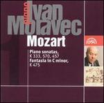 Ivan Moravec Plays Mozart