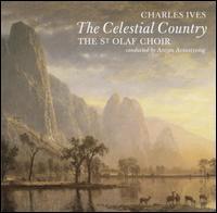 Ives: The Celestial Country; Silence Unaccompanied - Annalee Wolf (viola); Charles Gray (violin); Cynthia Stokes (flute); Dan Dressen (tenor); David Carter (cello);...