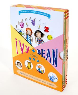 Ivy + Bean Boxed Set 3: Books 7-9 - Barrows, Annie