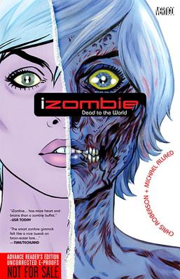 Izombie Vol. 1: Dead To The World - ROBERSON, CHRIS