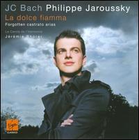 J.C. Bach: La dolce fiamma - Philippe Jaroussky (counter tenor); Le Cercle de l'Harmonie; Jérémie Rhorer (conductor)