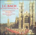 J.C. Bach: Six Grand Overtures, Op. 18