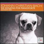 J.C. Bach: Six Sonatas for Pianoforte