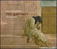 J.C. Bach: Welt, Gute Nacht - Clare Wilkinson (mezzo-soprano); English Baroque Soloists; James Gilchrist (tenor); Matthew Brook (bass);...