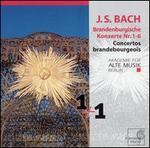 J.S. Bach: Brandenburgische Konzerte