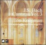 J.S. Bach: Cantatas, Vol. 3