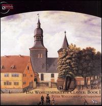 J.S. Bach: Das Wohltemperierte Clavier, Book 1 - Peter Watchorn (harpsichord)