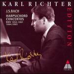 J.S. Bach: Harpsichord Concertos BWV 1052, 1061, 1064, 1065