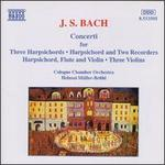 J. S. Bach: Multiple Concerti