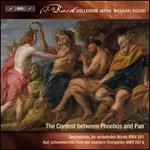J.S. Bach: Secular Cantatas, Vol. 9 - The Contest Between Phoebus and Pan
