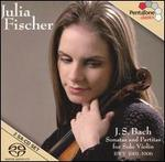 J.S. Bach: Sonatas and Partitas for Solo Violin, BWV 1001-1006 [Includes DVD Video]