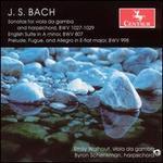 J. S. Bach: Sonatas for viola da gamba and harpsichord