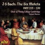 J.S. Bach: The Six Motets, BWV 225 - 230