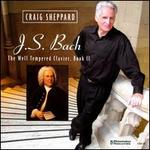 J.S. Bach: The Well Tempered Clavier, Book 2