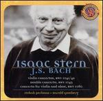 J.S. Bach: Violin Concertos, BWV 1041/42; Double Concerto; Concerto for Violin and Oboe [Bonus Track]