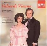 J. Strauss: Valses de Vienne - Bernard Sinclair (vocals); Christiane Stutzmann (vocals); Claude Vierne (vocals); Jacques Loreau (vocals);...