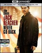 Jack Reacher: Never Go Back [Includes Digital Copy] [4K Ultra HD Blu-ray/Blu-ray]