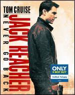 Jack Reacher: Never Go Back [SteelBook] [Blu-ray/DVD] [Only @ Best Buy]