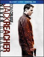 Jack Reacher: Never Go Back [SteelBook] [Blu-ray] - Edward Zwick