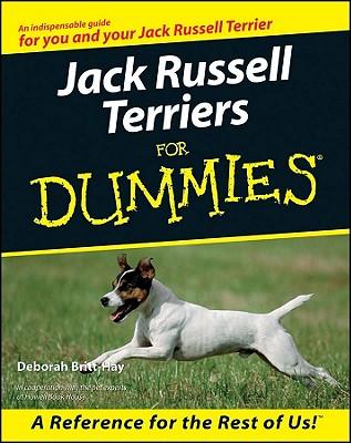 Jack Russell Terriers for Dummies - Britt-Hay, Deborah