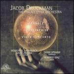 Jacob Druckman: Brangle; Counterpoise; Viola Concerto