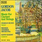 Jacob: Music for Clarinet and Strings